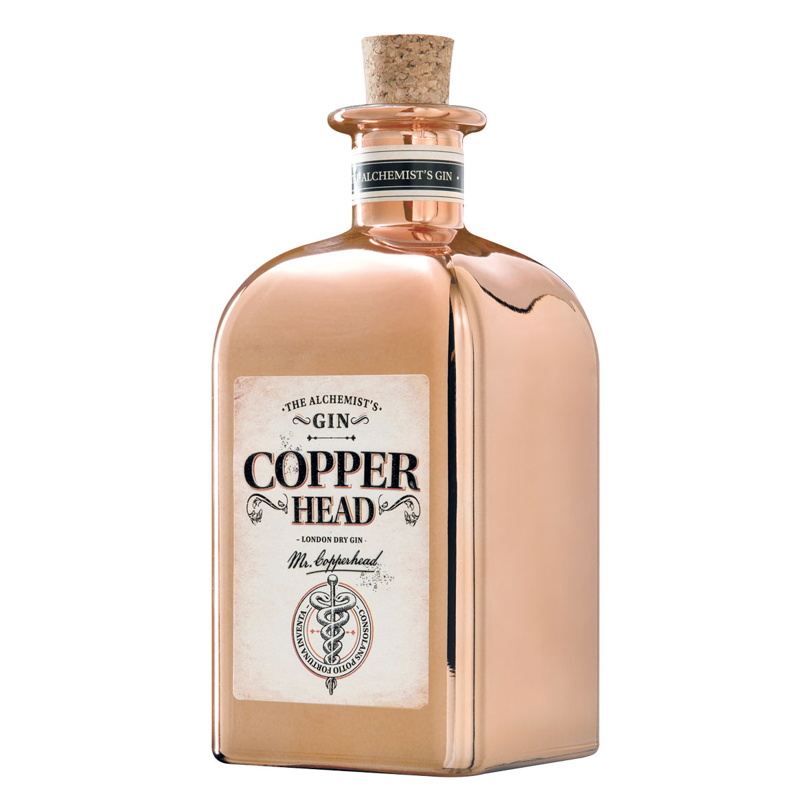 Gin - Copper Head - Belgique - 50cl - 40°