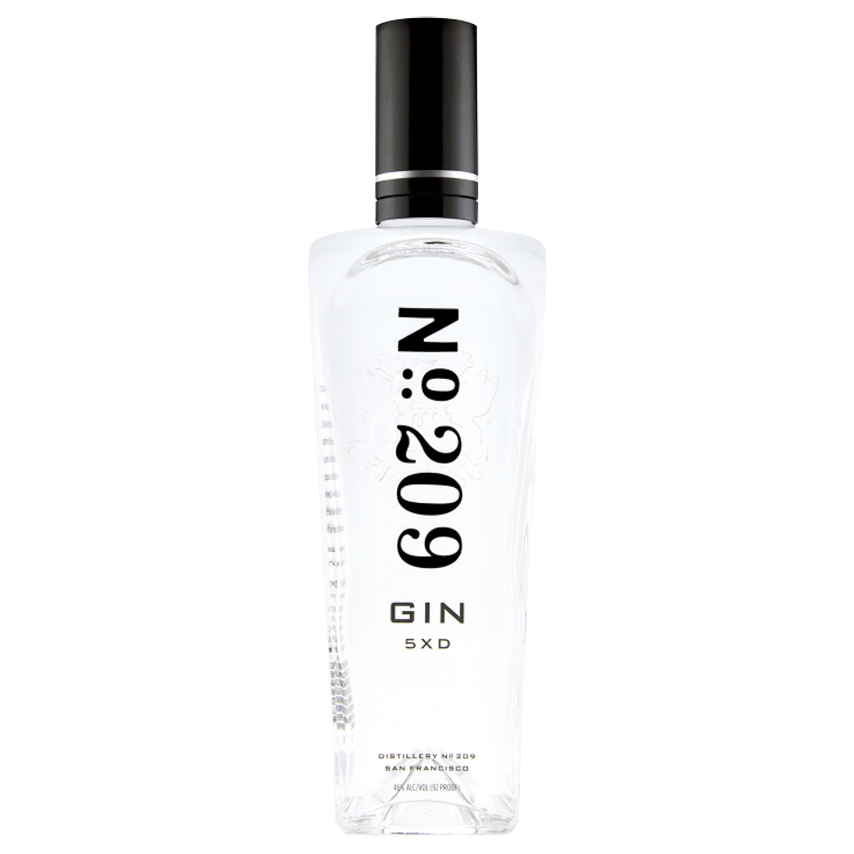 Gin N°209 - 70cl - 46°