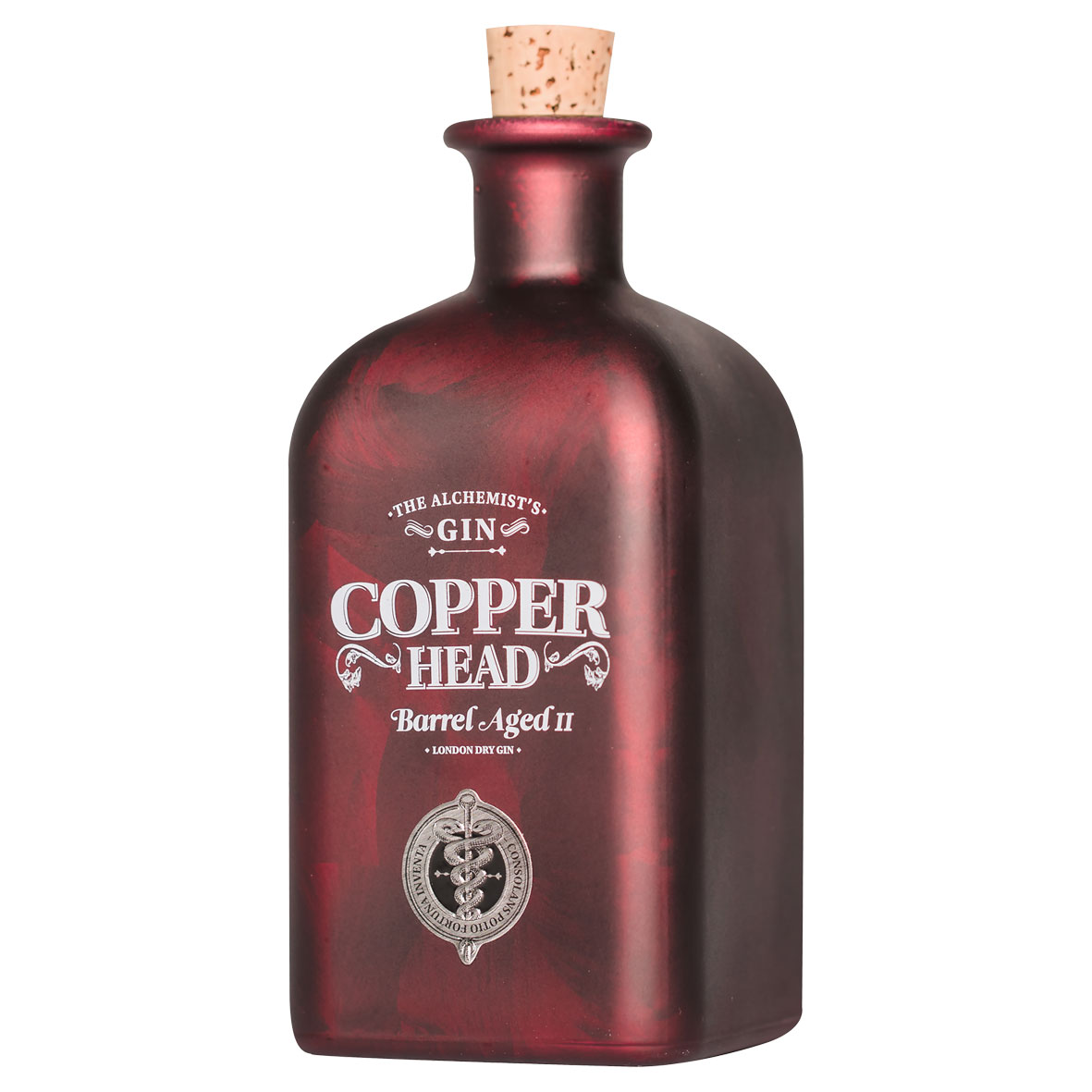Gin - Copper Head - Barrel Aged II - Belgique - 46° - 50 cl