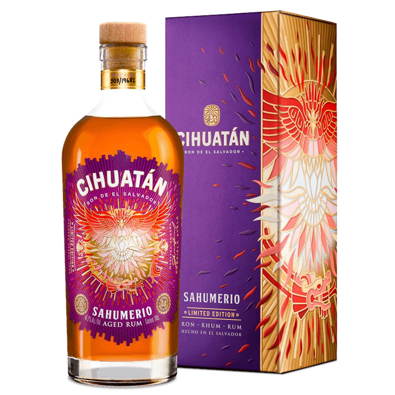 Rhum - Cihuatan Sahumerio - 42° - 70cl