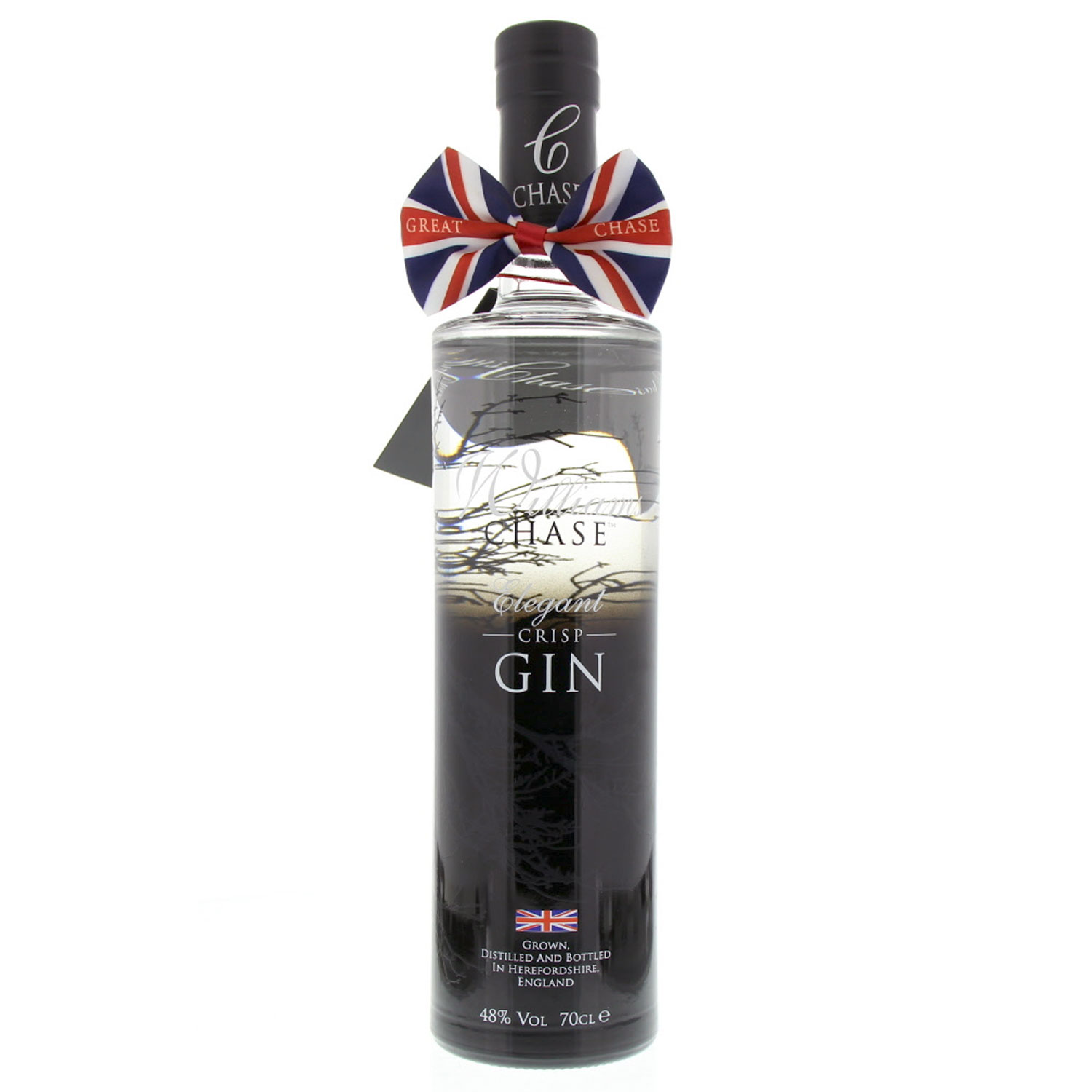 Gin - William Chase - Elegant - Angleterre - 48° - 70 cl