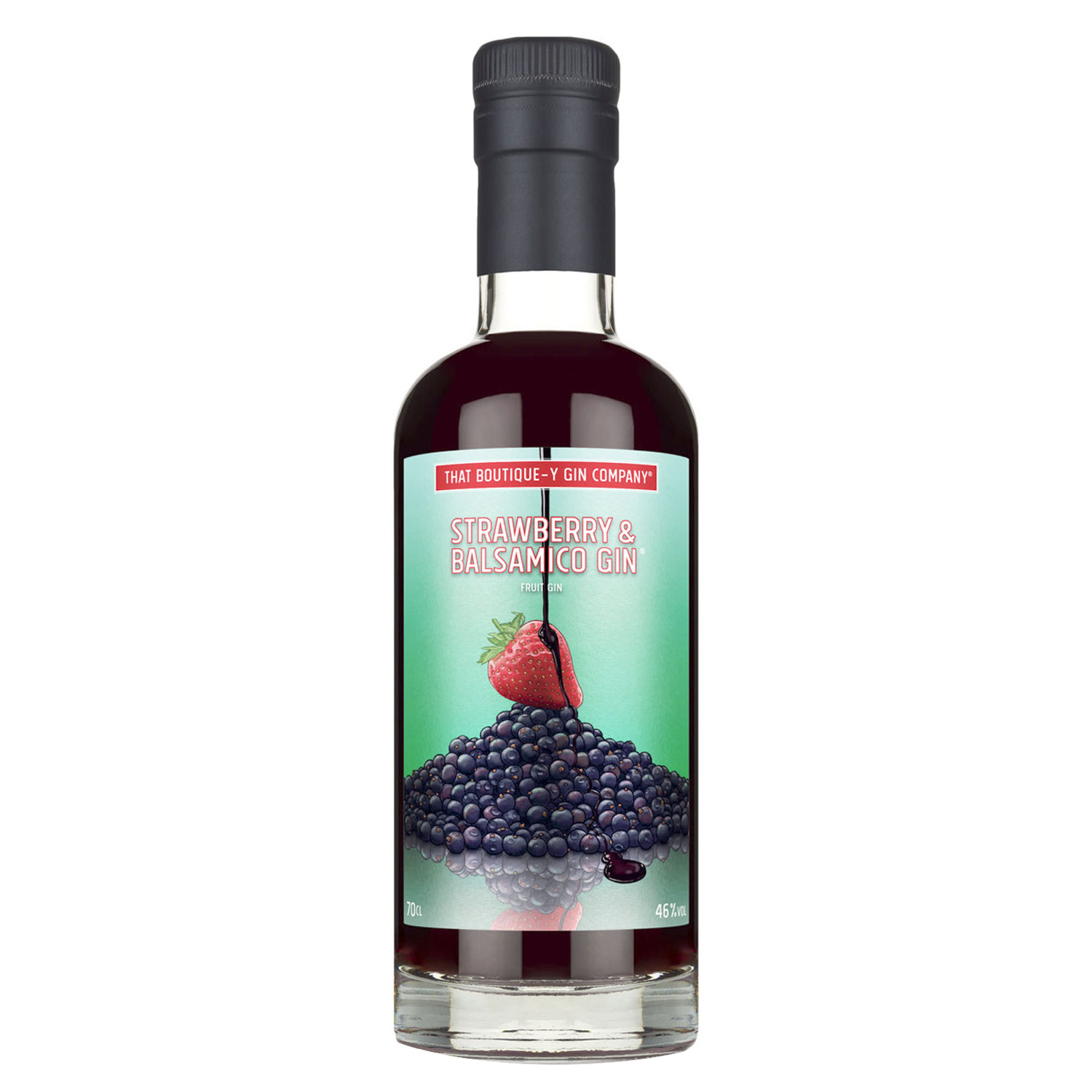 That y Boutique Gin - Strawberry Balsamico - Angleterre - 46° - 70 cl