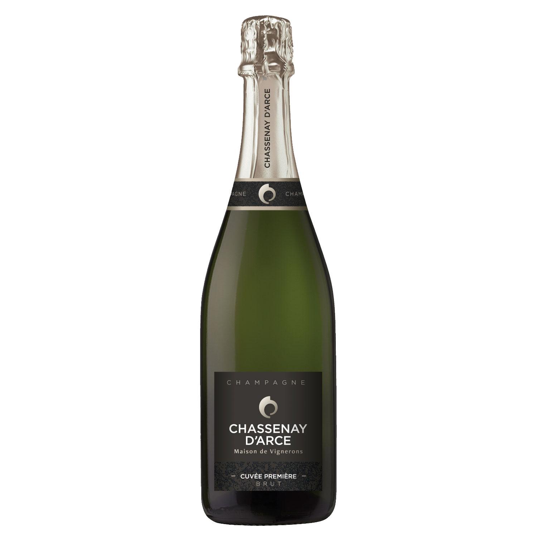 Cuvée Première Brut - Champagne Chassenay D\'Arce - 75cl