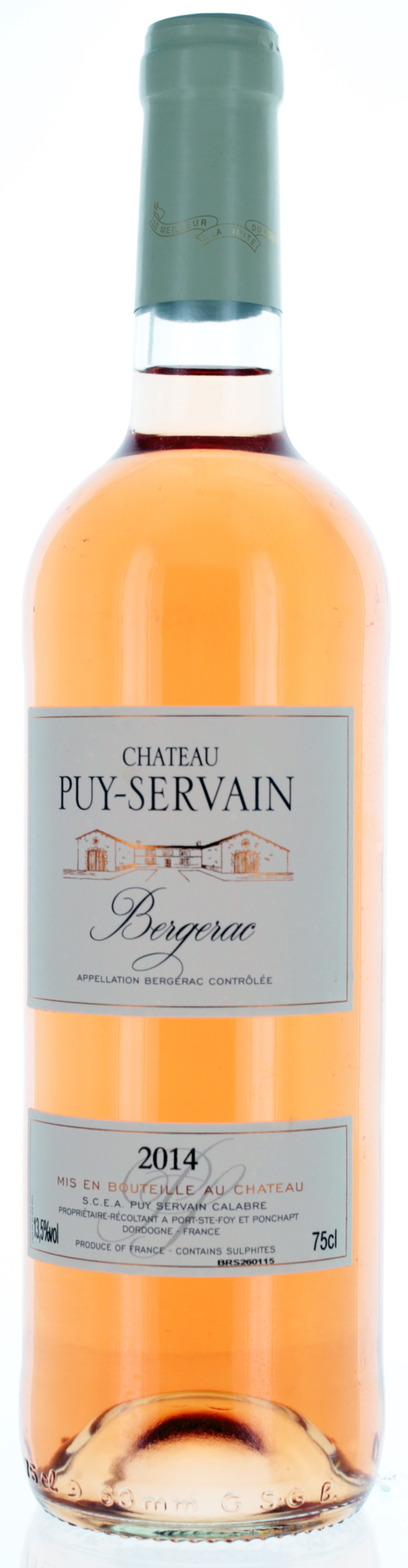 Bergerac - Rosé - Château Puy-Servain - 2019