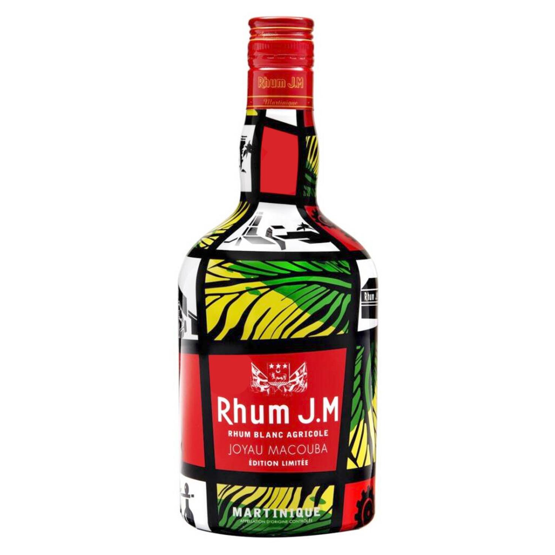 Rhum - J.M. - Joyau Macouba Rhum Blanc Agricole - Martinique - 51,8° - Edition Limitée