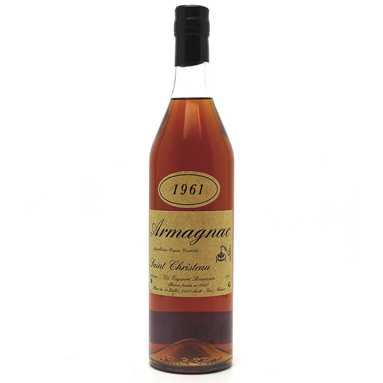 ARMAGNAC - 1961 -Saint-Christeau - 40° - G. Miclo