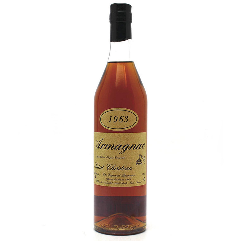 ARMAGNAC - 1963 - Saint-Christeau - 40° - G. Miclo