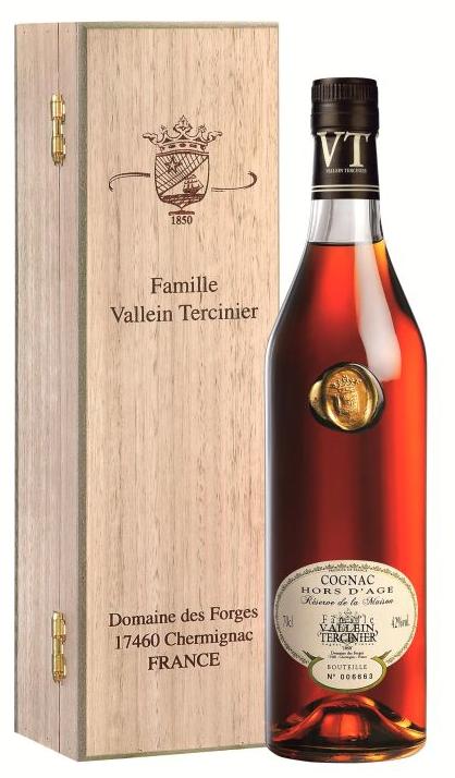 Cognac Hors d\'âge - 42° - Vallein Tercinier