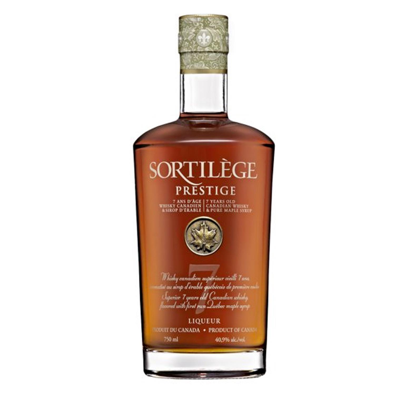 Liqueur - Sortilège - Prestige 7 ans d\'âge - Canada - 75 cl - 40,9°
