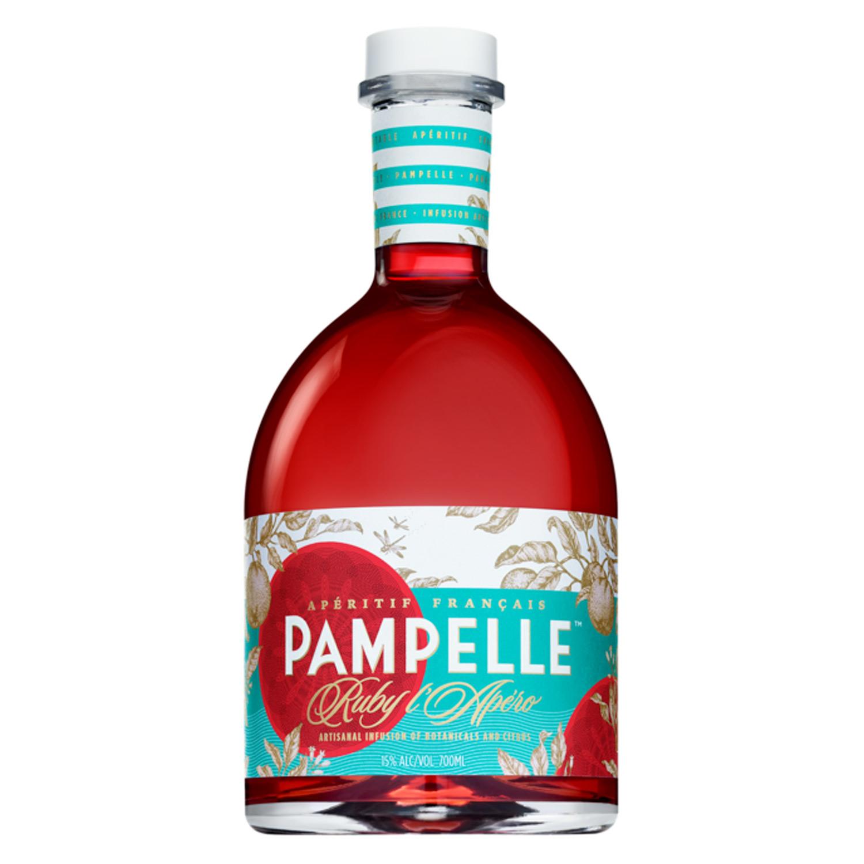 Liqueur - Pampelle Ruby l\'Apéro - France- 50 cl - 15°