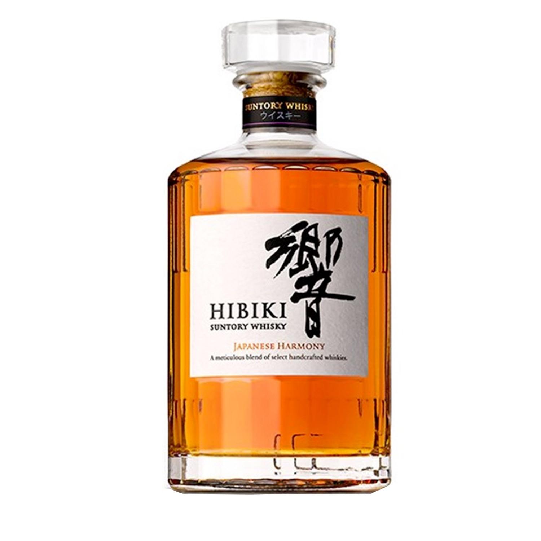 Whisky - Suntory - Hibiki Harmony - Japon - Blended Whisky - Non Tourbé - 70 cl - 43°