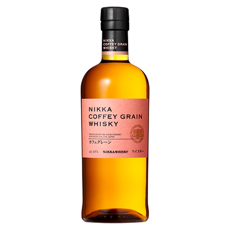 Whisky - Nikka - Coffey Grain - Japonais - Single Grain - Non Tourbé - 70 cl - 45°