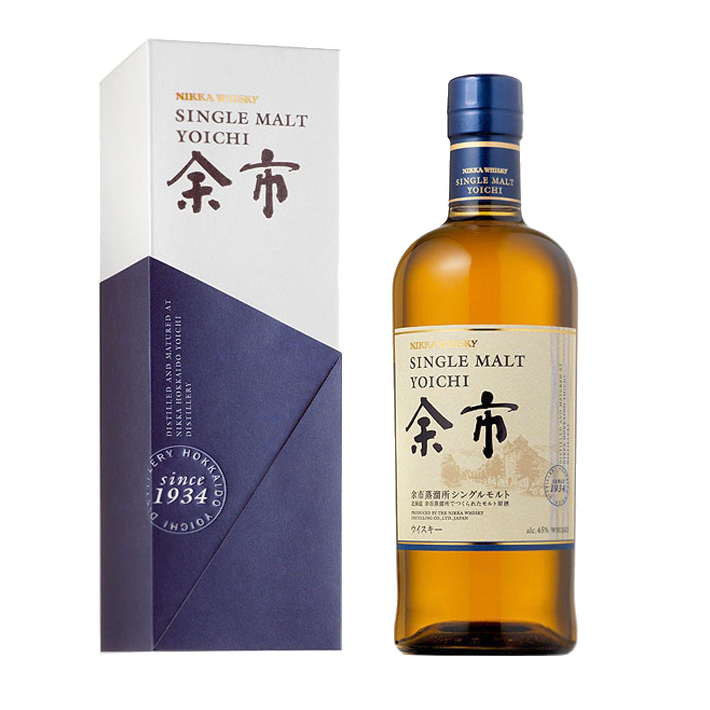 Whisky - Nikka - Yoichi Single Malt - Japon - Non Tourbé - 70 cl - 45°