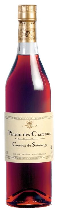 Pineau des Charentes Rouge - Vallein Tercinier