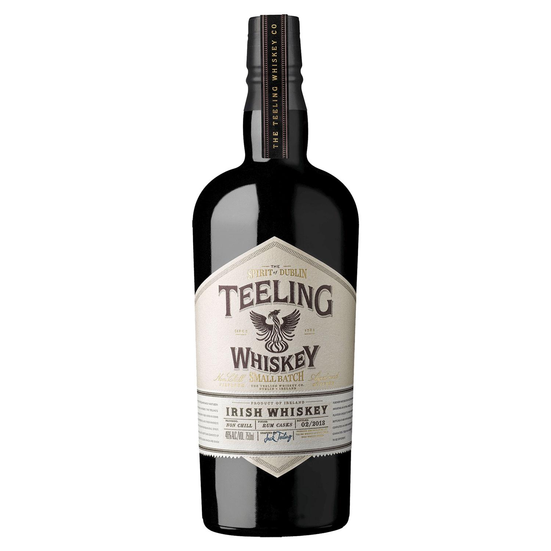 Whisky - Teeling - Small Batch - Irelande - Non Tourbé - 70 cl - 46°