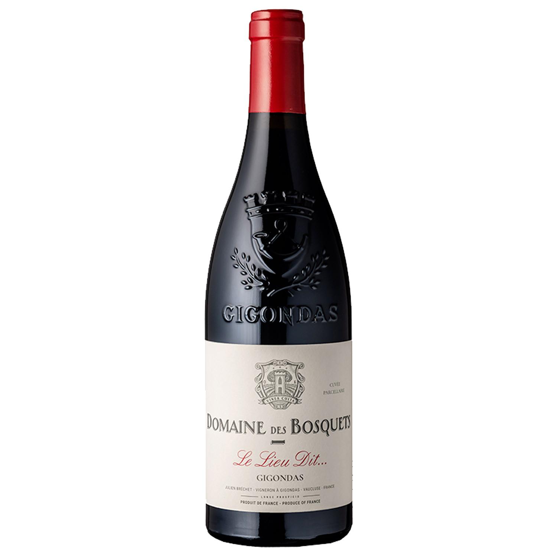 Gigondas - Le Lieu Dit - Domaine des Bosquets - 2018