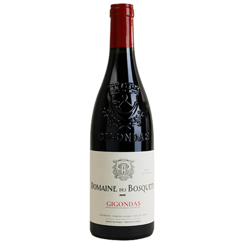 Gigondas - Réserve - Domaine des Bosquets - 2018