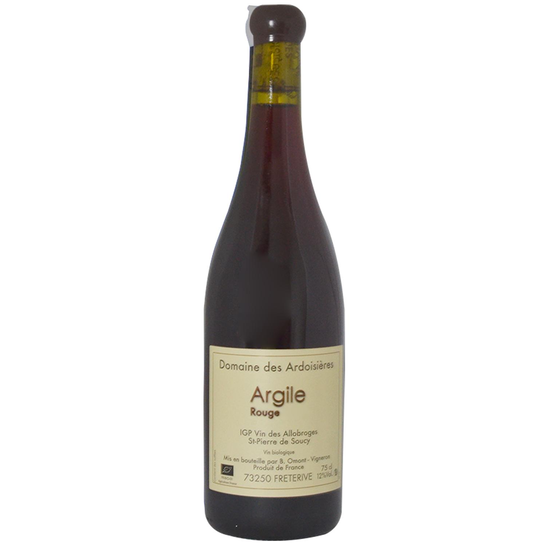 Argile Rouge - IGP Vin des Allobroges - Domaine des Ardoisières - 2017