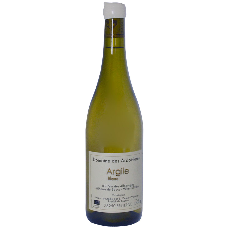 Argile Blanc - IGP Vin des Allobroges - Domaine des Ardoisières - 2018