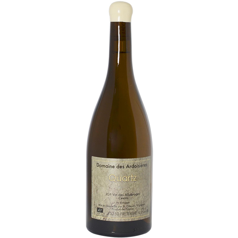 Quartz Blanc - IGP Vin des Allobroges - Domaine des Ardoisières - 2018