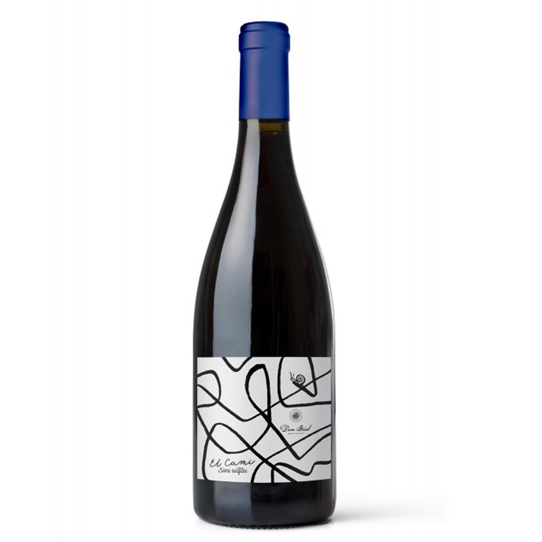 IGP Côtes Catalanes - El Cami - Sans Sulfites - Domaine Dom Brial - 2020