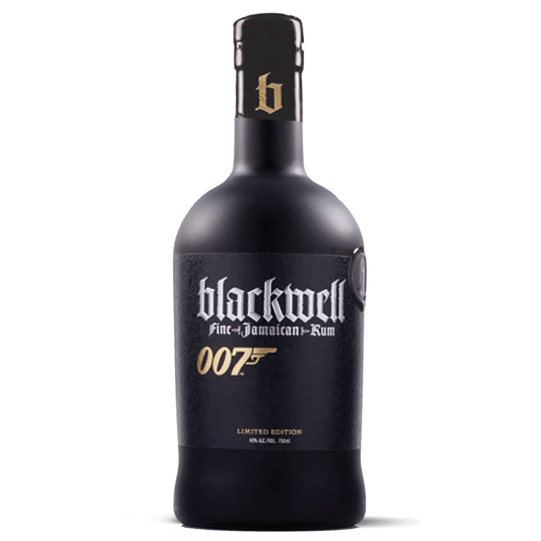 Rhum - Blackwell - Jamaican Rum - 007 (Edition Limitée)