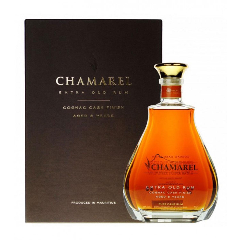 Rhum - Chamarel XO - Single Estate Rum - PX Cask Finish - 8ans