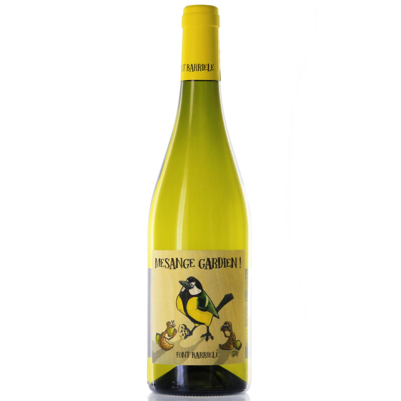 Mésange Gardien - Vin de France - Chateau Font Barriele