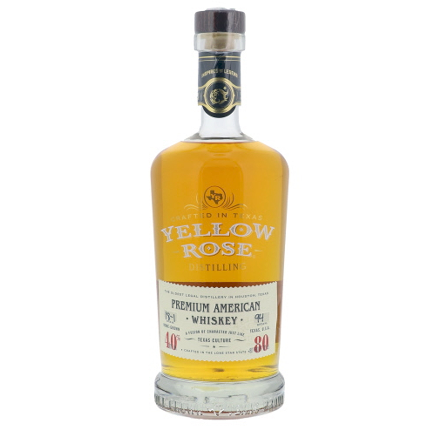Whisky - Yellow Rose - Premium American Whiskey - 70cl - 40°