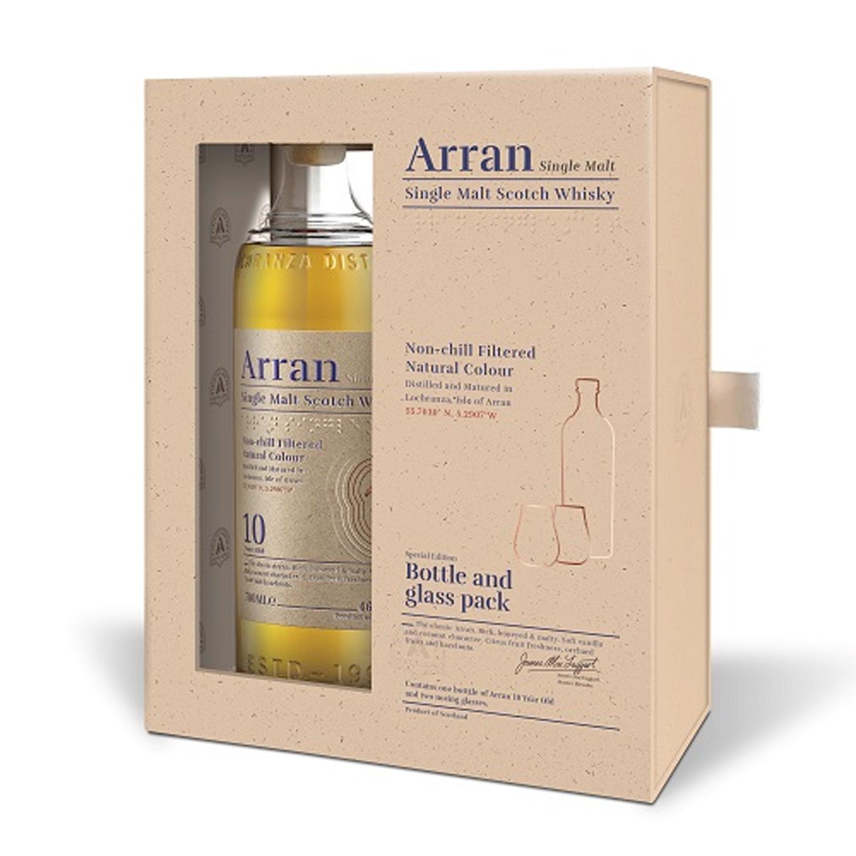 Whisky - Arran - Single Malt -  10 ans - Ecosse