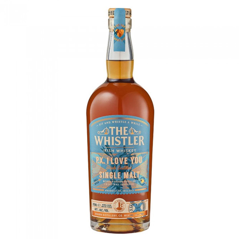 Whisky - The Whistler - Irish Whiskey - Pedro Ximenez - I Love You - Single Malt - 70cl - 46°