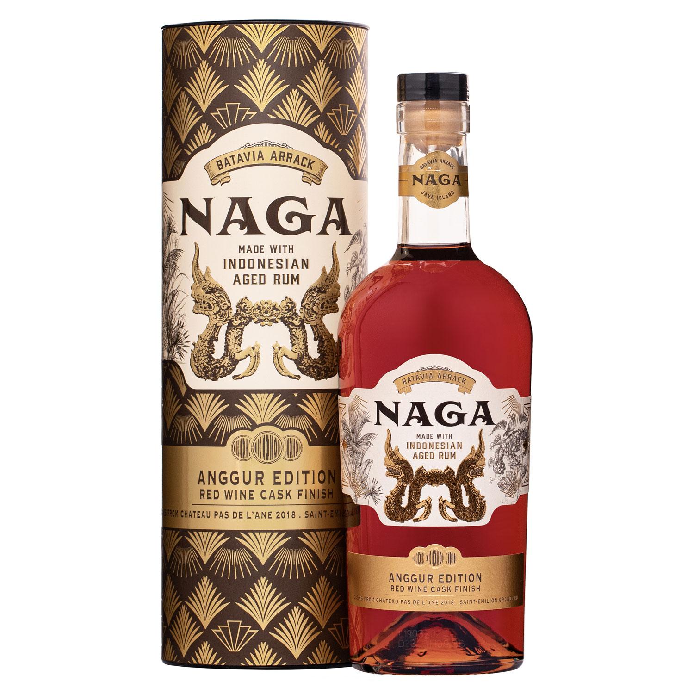 Rhum - Naga - Anggur - Red Wine Cask Finish