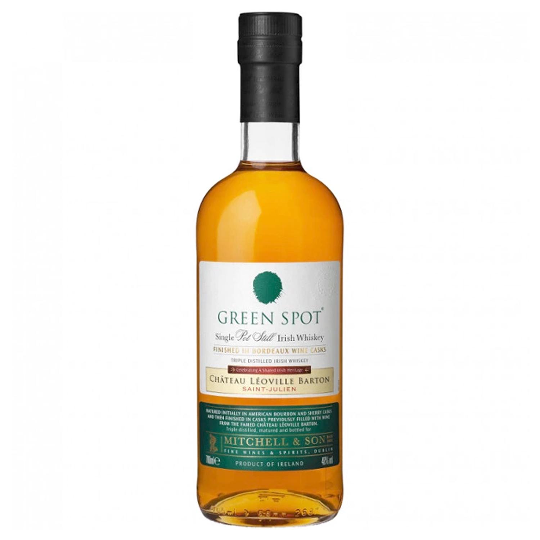 Whisky - Green Spot - Chateau Leoville Barton Finish - Irlandais - Non Tourbé