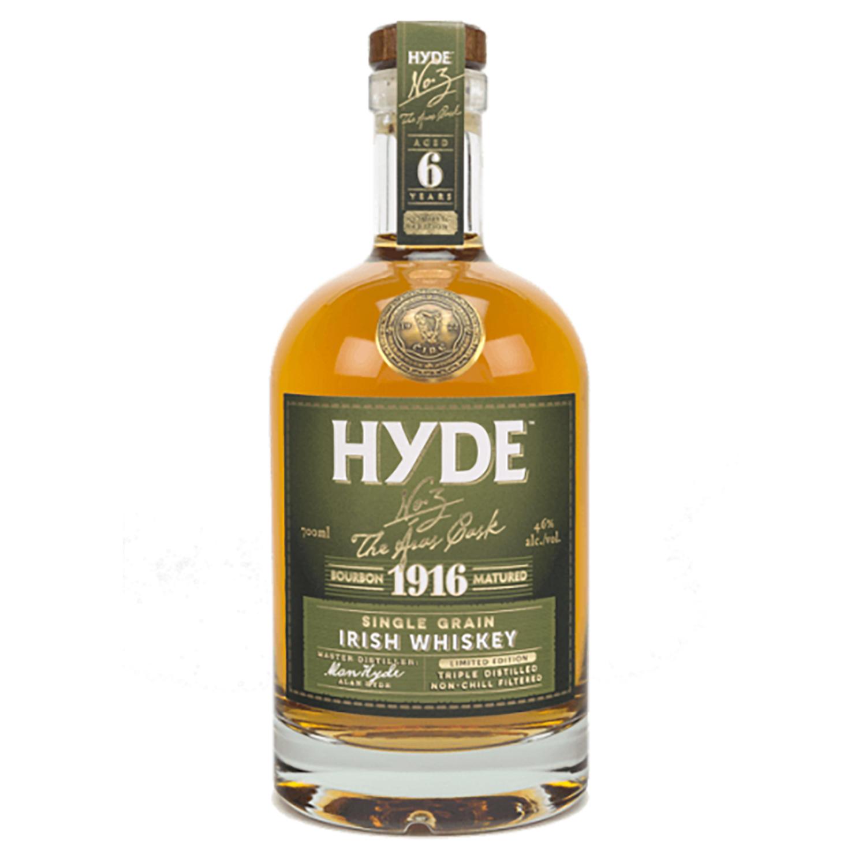 Whisky - Hyde - N° 3 - Single Grain - 6 years - Finition Bourbon