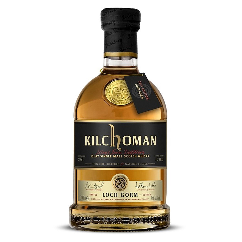 Whisky - Kilchoman - Loch Gorm - Ecosse - Tourbé