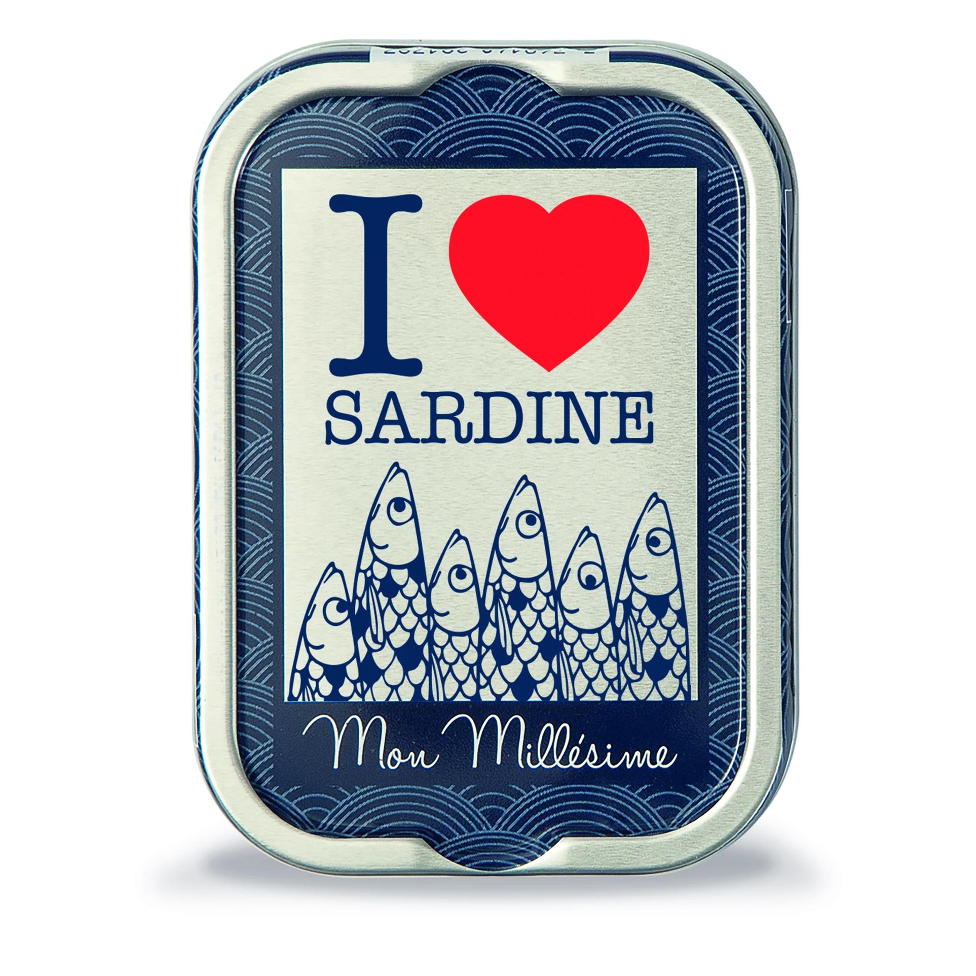 Sardines Millésimées Love Sardine