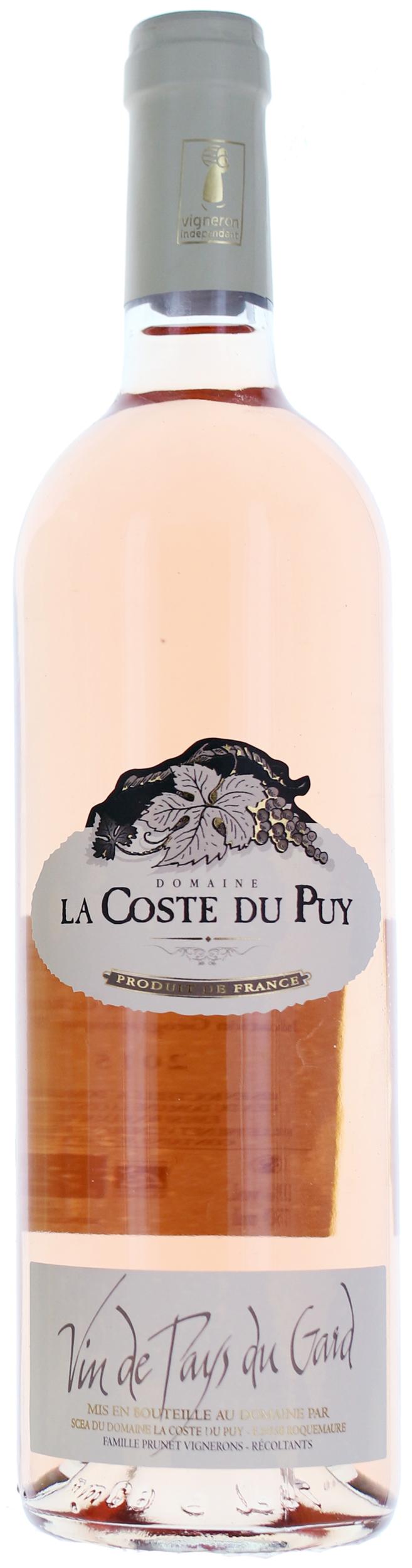 Vin de Pays - Domaine La Coste du Puy - Rosé - 2019 - BIO