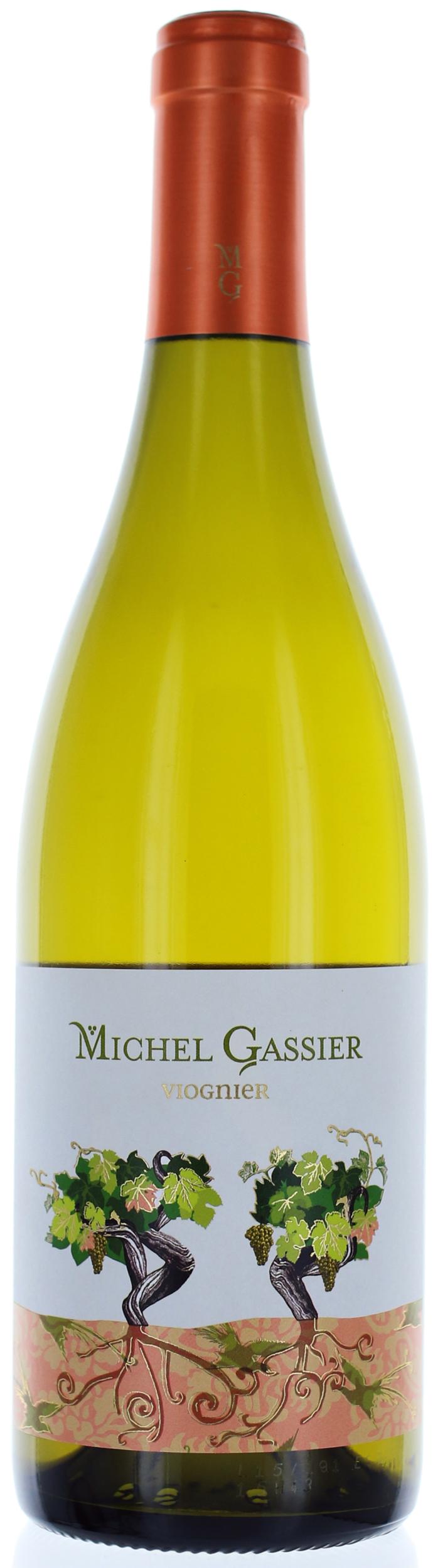 Vin de Pays - Viognier - Domaine Gassier - 2019