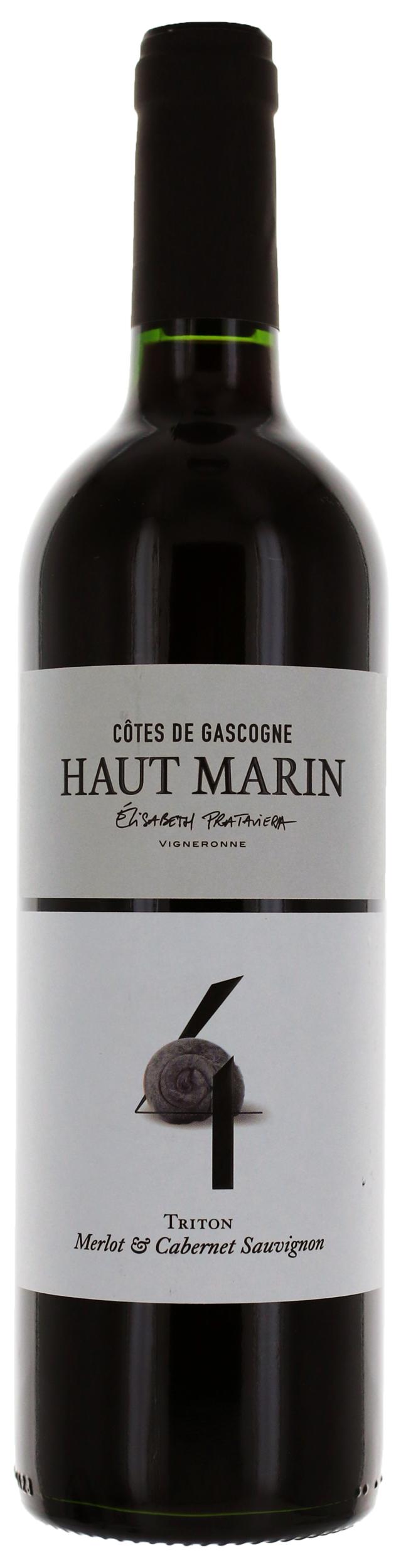 Côtes de Gasgogne - Triton N°4 - Domaine Haut-Marin - 2019