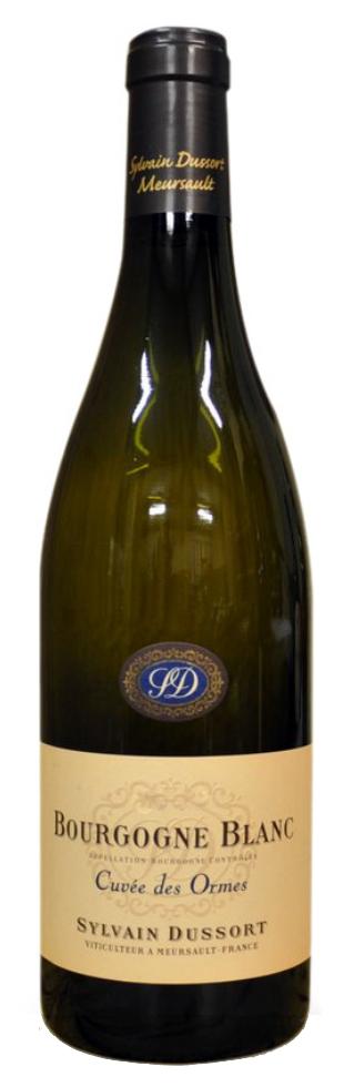 Bourgogne Blanc - Cuvee Les Ormes - Domaine Sylvain Dussort - 2016