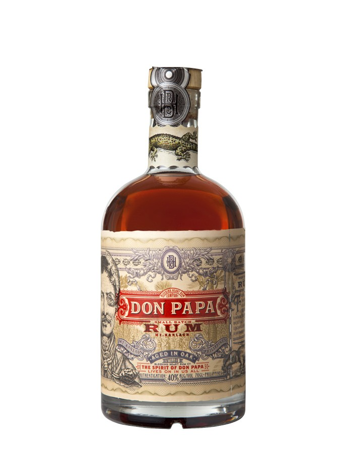 Don Papa - Philippine - 70cl - 40°