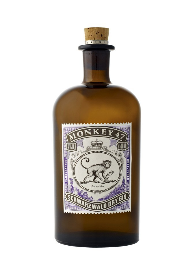 Monkey 47 - Allemagne - Baden-Wurtemberg - 50cl - 47°