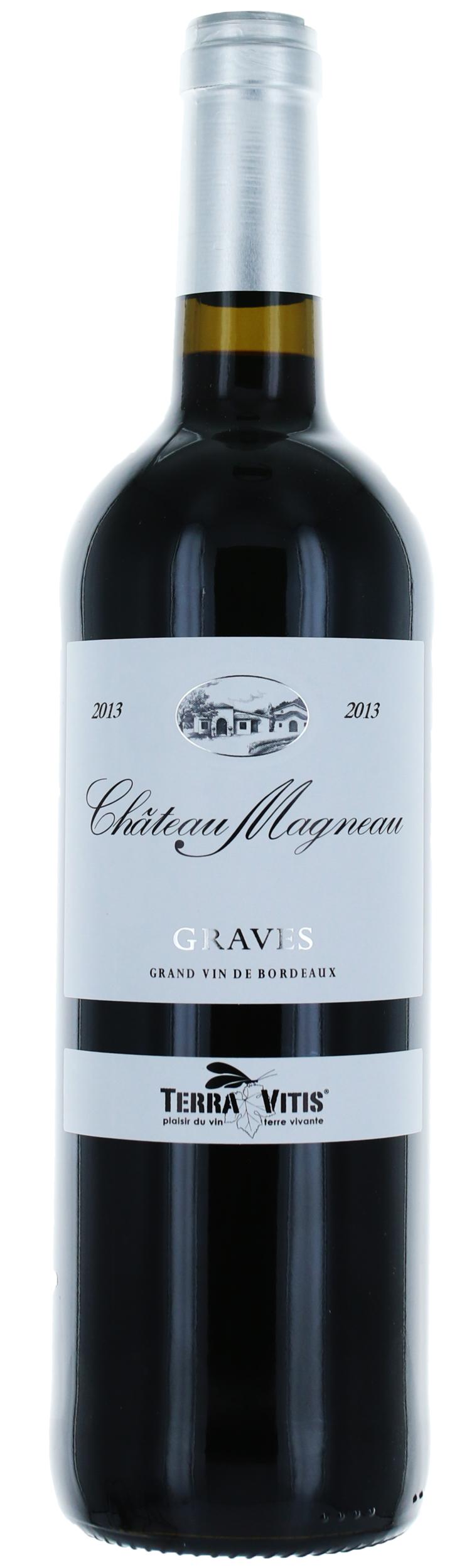 Graves - Grand Vin - Château Magneau - 2015