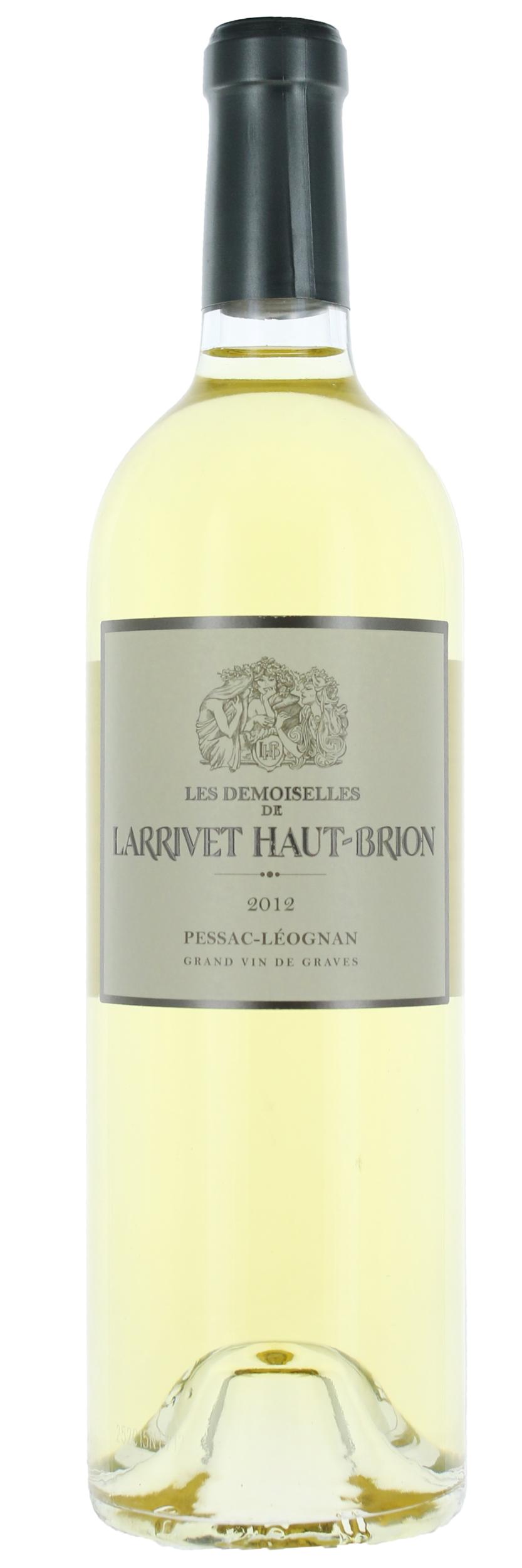 Pessac Leognan - Demoiselles de Larrivet Haut-Brion - 2018