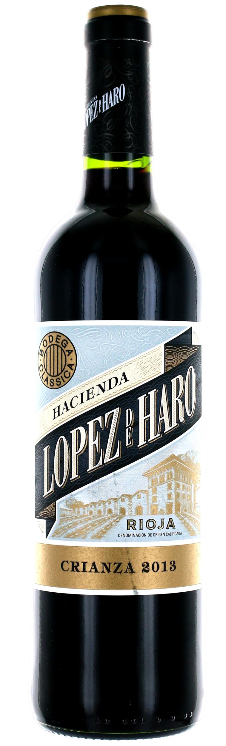 Rioja - Crianza Bodega Classica - Lopez de Haro - 2016