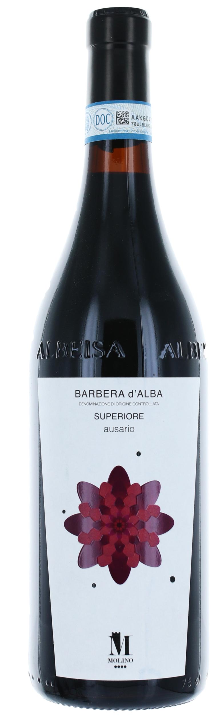 Barbera d\'Alba Superiore - Ausario - Agricola Molino - 2017