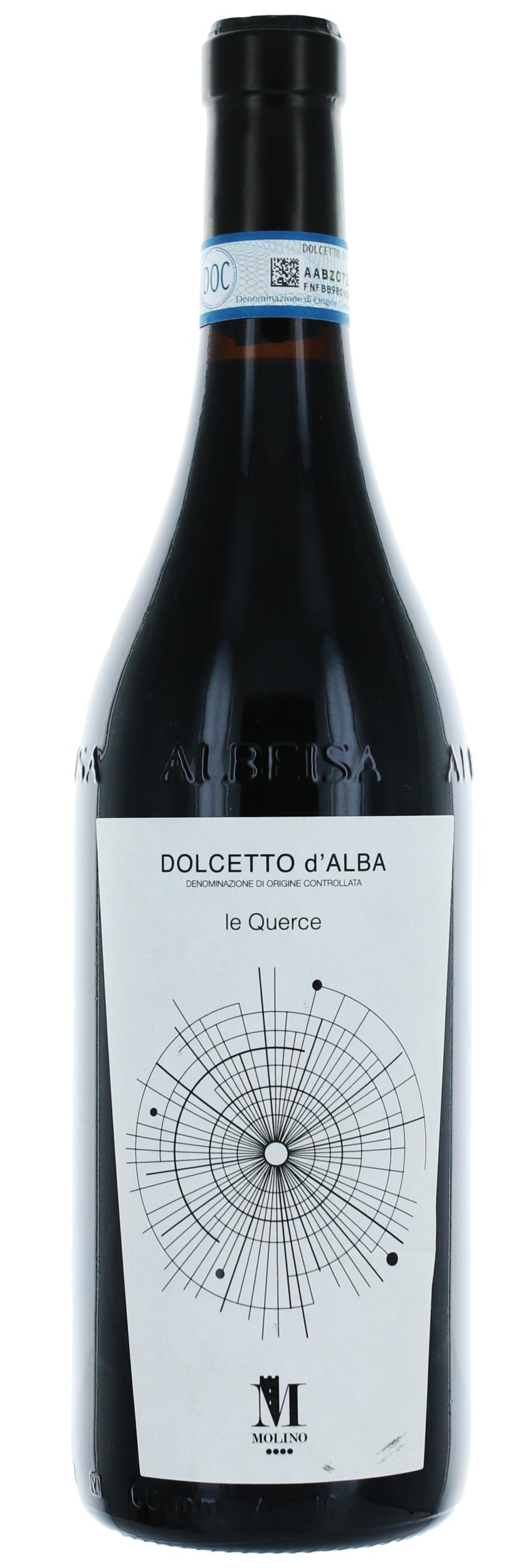 Dolcetto d\'Alba - Querce - Agricola Molino - 2019