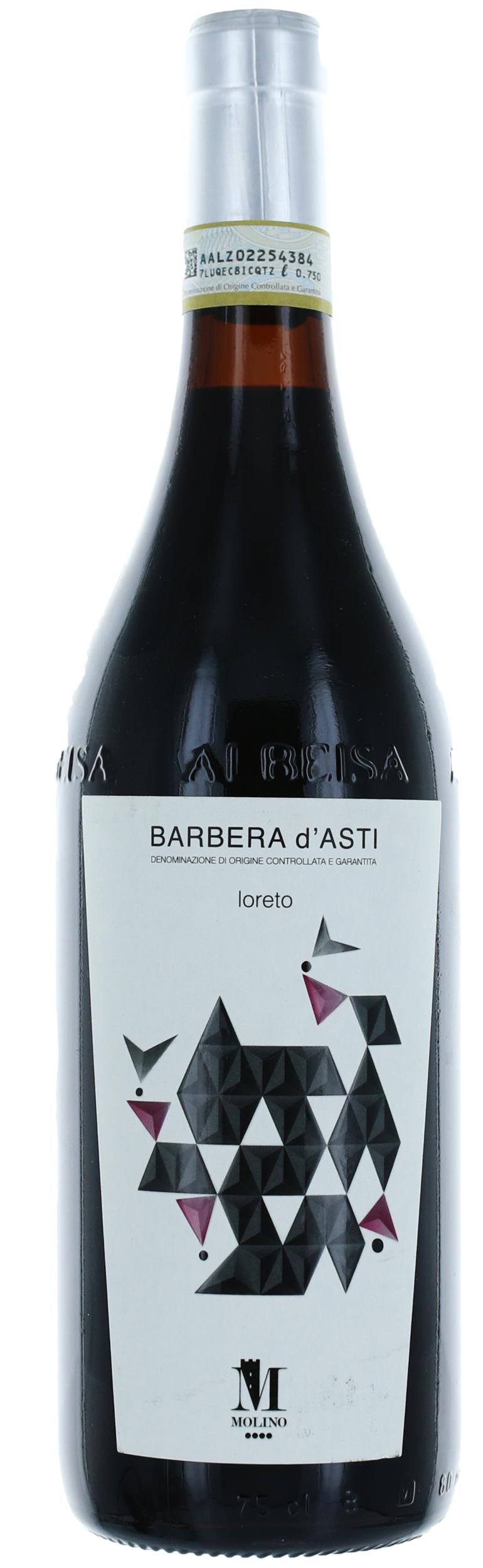 Barbera d\'Asti - Loreto - Agriculture Molino - 2019