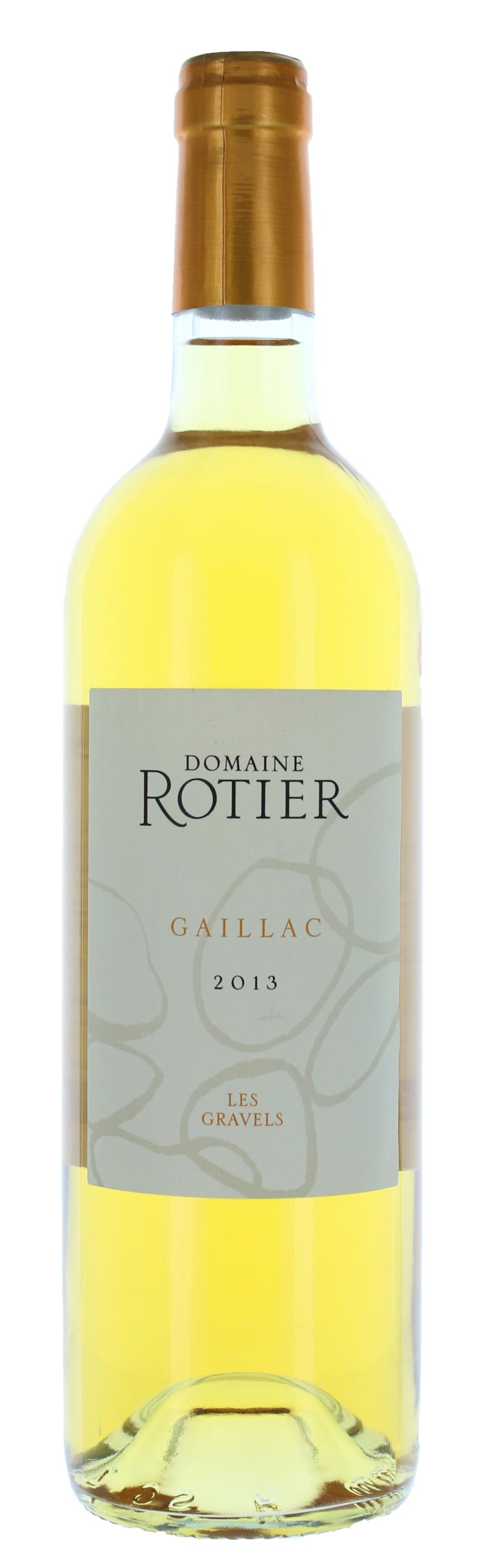 Gaillac - Les Gravels Doux - Domaine Rotier - 2016 - BIO