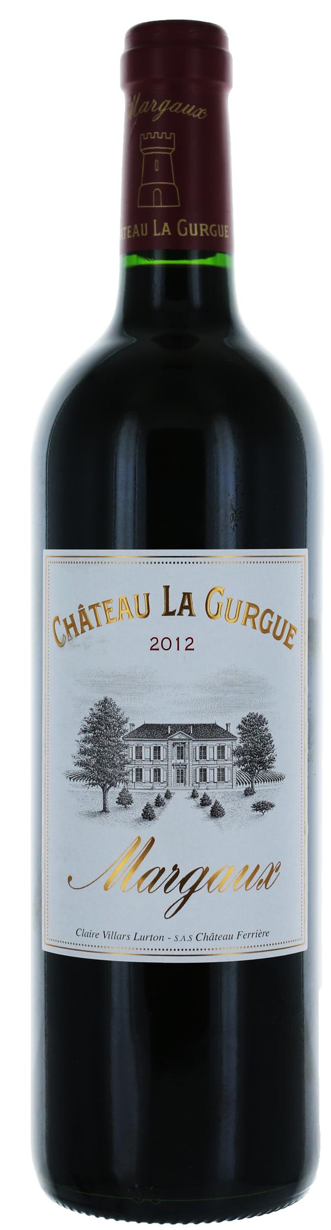 Margaux - Château La Gurgue - 2016